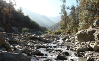 1 Estero - Quebrada de Macul