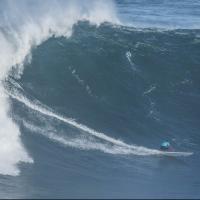 Condiciones eìpicas de las olas en Pichiemu