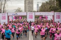 Corrida Cancer de Mama 2017